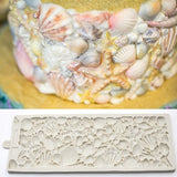 Seashell Border Mold - MsDIYSupplies