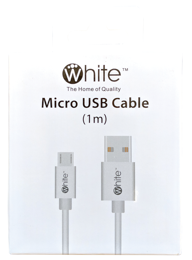 Micro USB-USB Cable (1m)