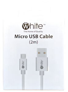 Micro USB-USB Cable (2m)
