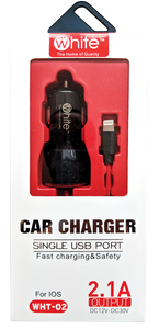 Car Charger (Lightning connector)