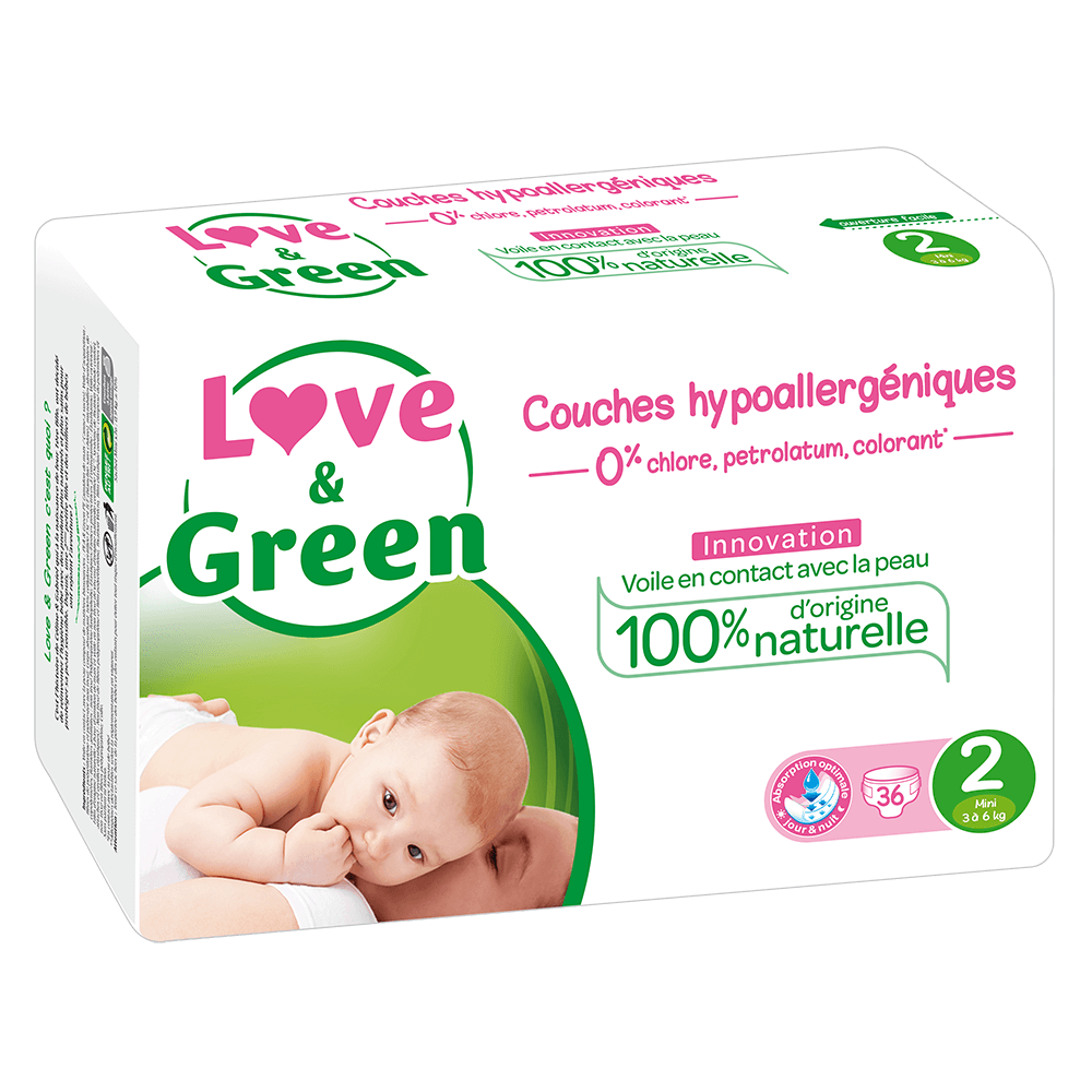 Love and Green Bleer 3-6 kg