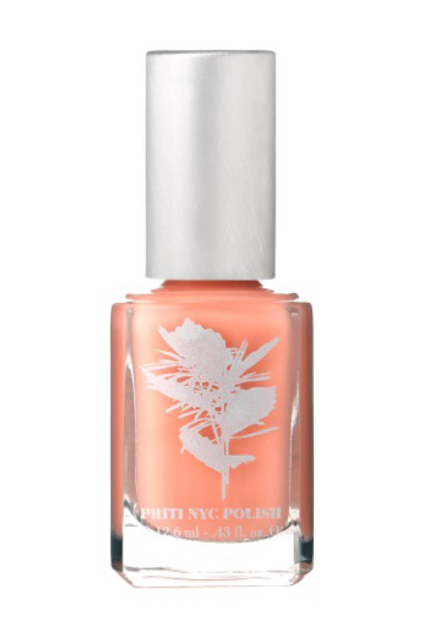 Priti Nyc Vegan Neglelak City Girl Rose Nr. 458