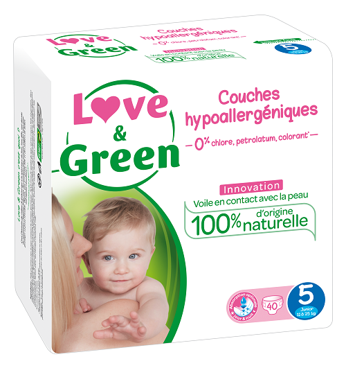 Love and Green Bleer 11-25 kg