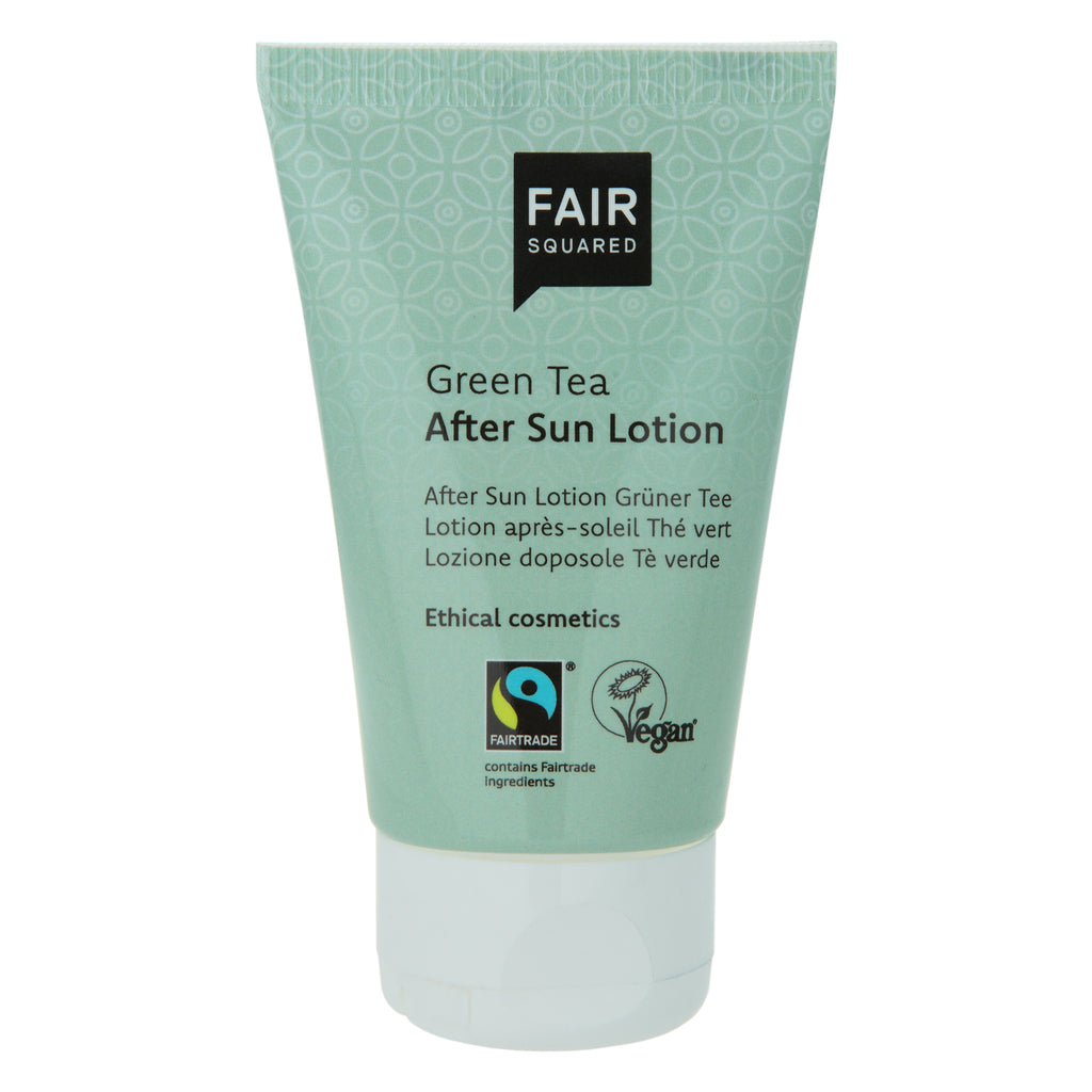 Fair Squares Green Tea After sun lotion 50 ml