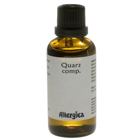 Allergica Quarz comp - 50 ml