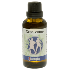 Allergica Cepa Comp 50 ml - Hvornum