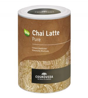 Cosmoveda - Chai Instant Latté Classic - økologisk.