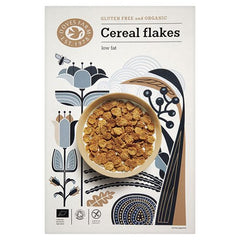 Doves Farm Organic Cereal Flakes  375 g - Hvornum