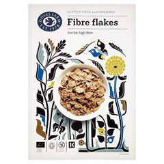 Doves Farm - Fibre flakes 375 g - Hvornum