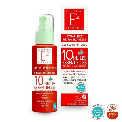 E2 Essential Elements Ultra Youth Complex Creme 60 ml - Hvornum