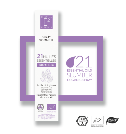 E2 Essential Elements Sleep Room Spray 100 ml
