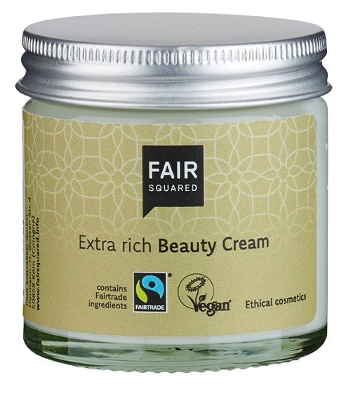 Fair Squared Argan Extra rich beauty cream - Zero waste 50 ml
