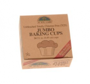 If You Care - Baking Cups - Jumbo - 24 stk.