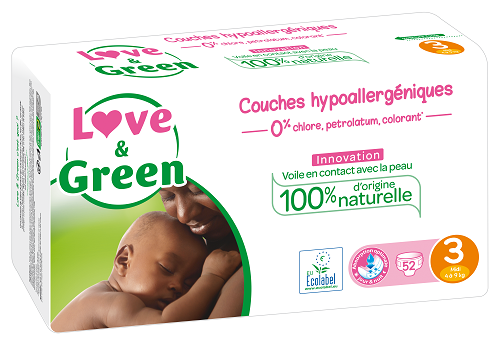 Love and Green Bleer 4-9 kg