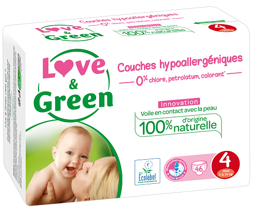 Love and Green Bleer 7-14 kg