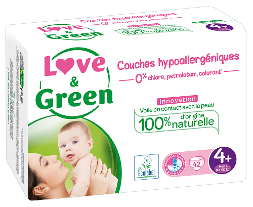 Love and Green bleer 9-20 kg