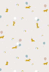 Roommate Magic Dogs Wallpaper - Hvornum