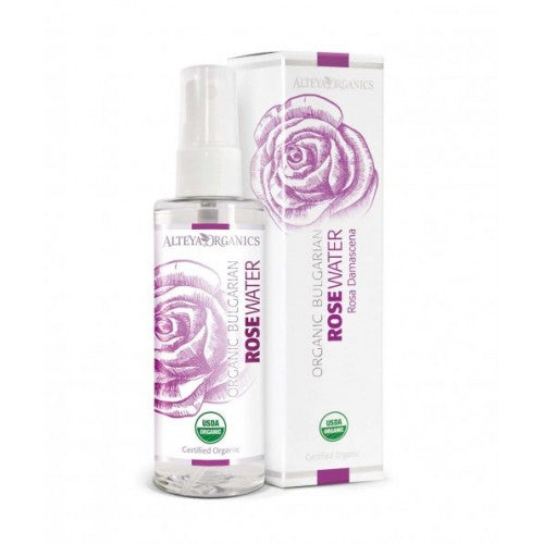 Alteya organic - Rose Water 100 ml. - Hvornum