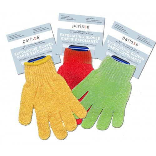 Parissa Exfoliating Gloves