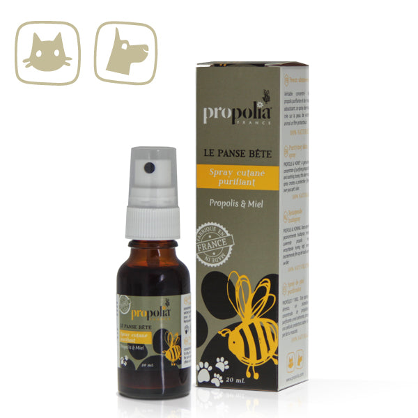Propolia Propolis spray til hund & Kat 20 ml