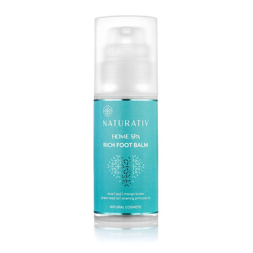 Naturativ Hjemme spa fod balm 100 ml