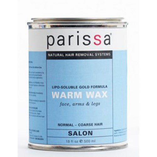Parissa Professional Warm Wax Gold 480 ml