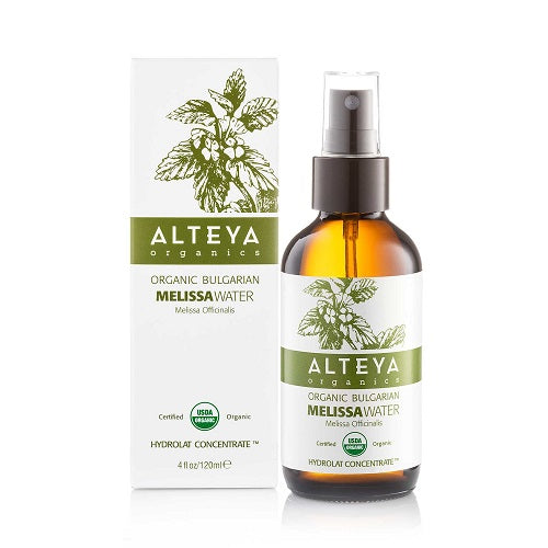 Alteya Organics Melissa Water 120 ml