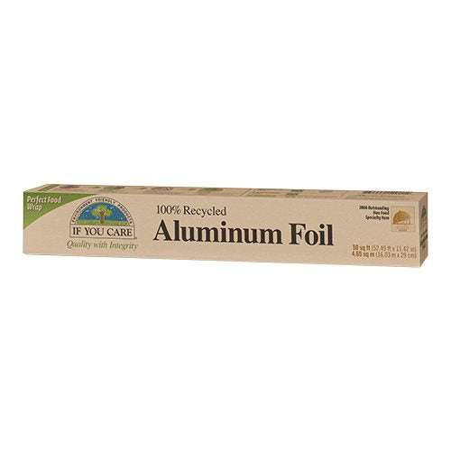 If You Care Aluminiumfolie Genanvendt 10 m x 29 cm - Hvornum