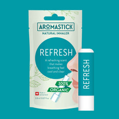Aromastick Refresh 0,8 ml - Hvornum