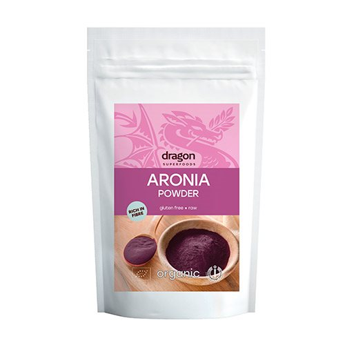 Dragon Superfoods Aronia Pulver 200 g