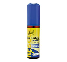 Dr. Bach Rescure Night spray 20 ml