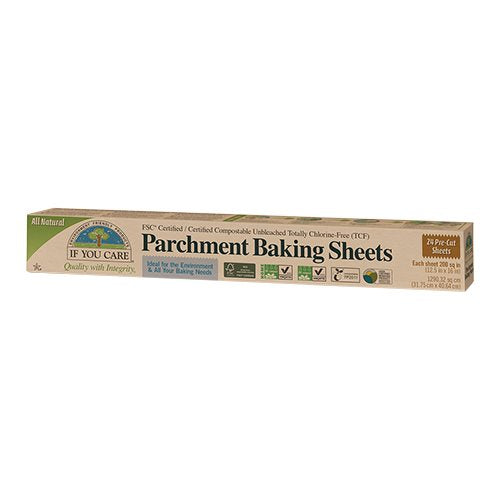 If you care Parchment Baking Paper 22m x 33 cm. 1 stk - Hvornum