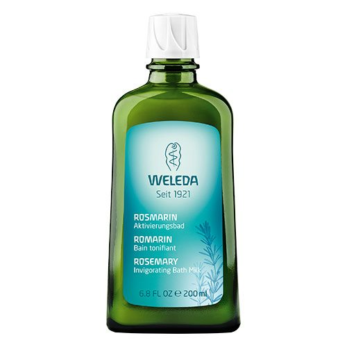 Weleda Rosemary Bath Milk Invigorating 200 ml