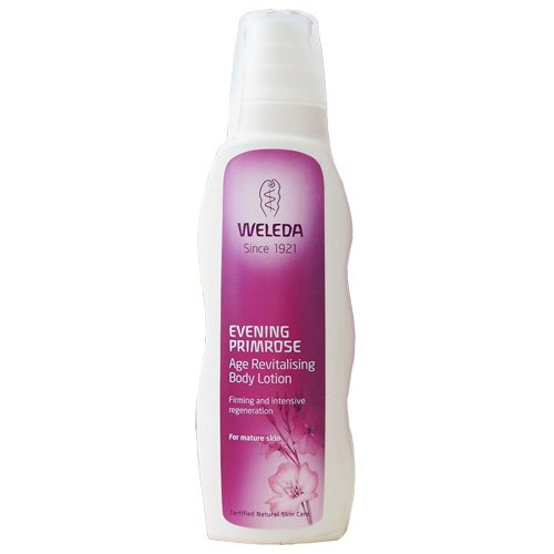 Weleda Evening Primerose Age Revitalising BodyLotion 200 ml - Hvornum