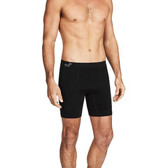 Boody Boxer Shorts Extra Lange Sort str. S