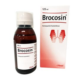 Heel Brocosin hostemikstur 125 ml