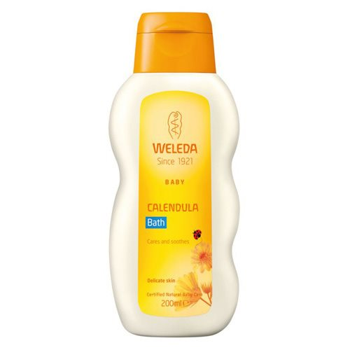 Weleda Calendula Bath Baby & Mommy 200 ml