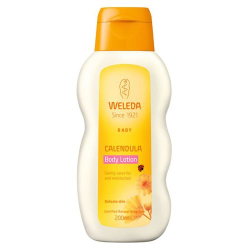 Weleda Calendula Body Lotion - Baby & mommy 200 ml