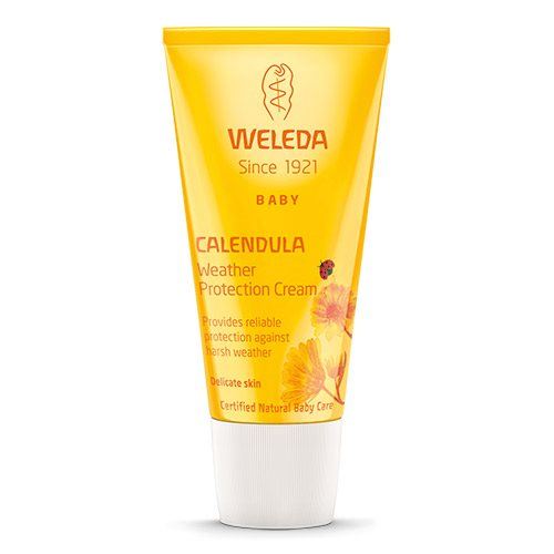 Weleda Weather Protection Cream - Mommy & Baby 30 ml - Hvornum