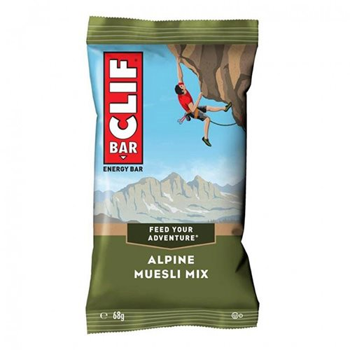 Clif Bar Alpine Müsli Mix - Energibar 68 g