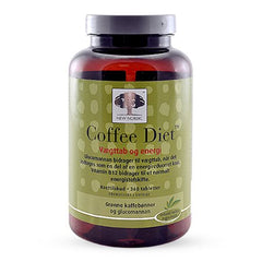 New Nordic Coffee Diet 360 tabletter - Hvornum