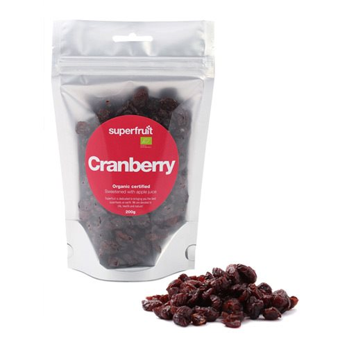 Superfruit Tranebær 200 g