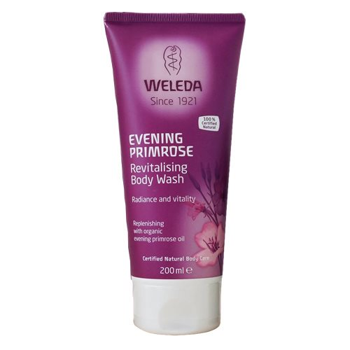 Weleda Evening Primerose Revitalising Bodywash 200 ml