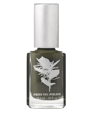 Priti Nyc Vegan Neglelak Dark Warrior Orchid Nr. 610 - Hvornum