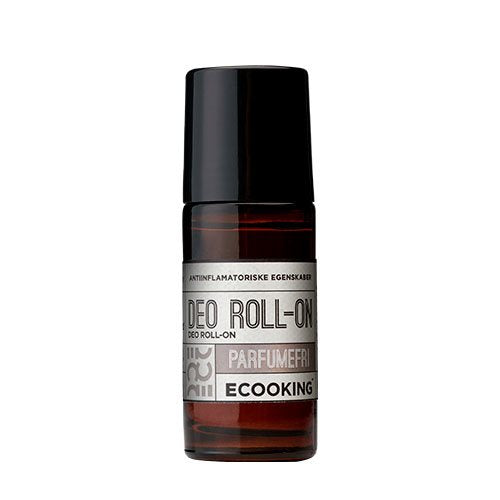 Ecooking Deo Roll-On Parfumefri 50 ml - Hvornum
