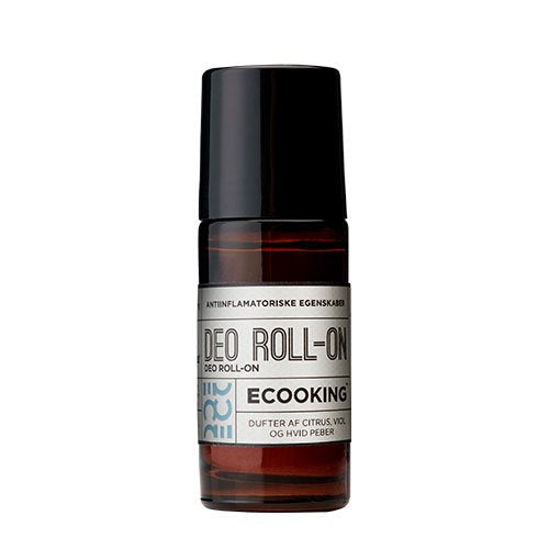 Ecooking Deo Roll-On 50 ml - Hvornum
