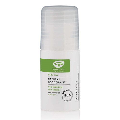 Green People Natural Roll On Deo 75 ml