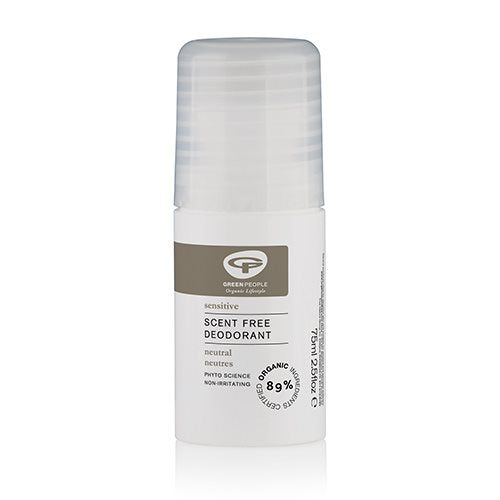 Green People Roll On Deo - Neutral 75 ml - Hvornum