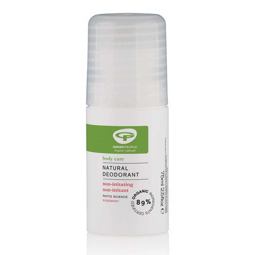 Green People Rosemary Roll On Deo 75 ml - Hvornum