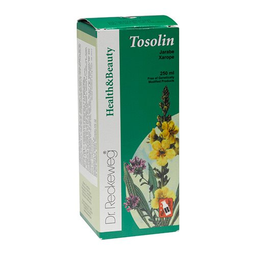 Dr. Reckeweg Tosolin 250 ml - Hvornum